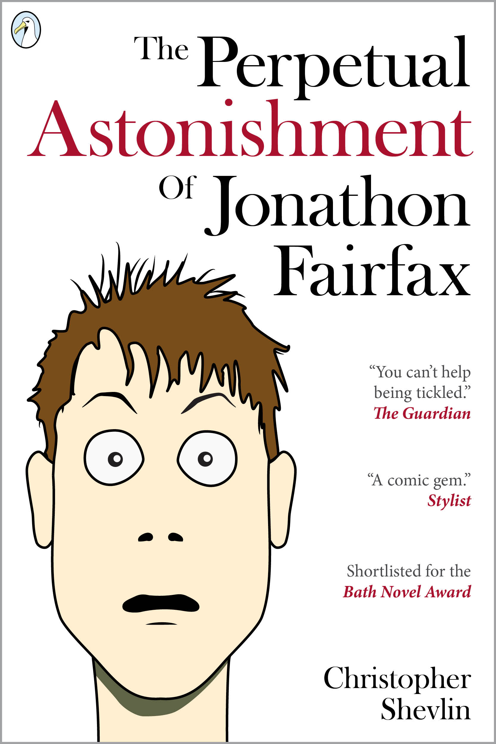 Cover of The Perpetual Astonishment of Jonathon Fairfax by Christopher Shevlin